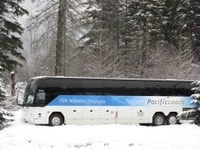 Coach Transfer from Whistler Village to Downtown Vancouver Photos