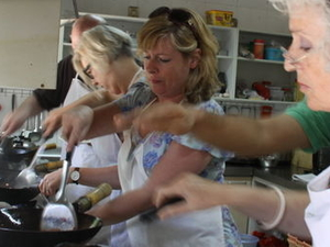 Experience Beijing: Chinese Cooking Class and Market Tour Photos