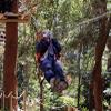 Currumbin Wildlife Sanctuary: Green Challenge Zipline Canopy Tour