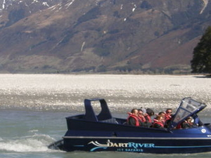 Dart River Jet Boat Ride and 4WD Wilderness Safari from Queenstown Photos
