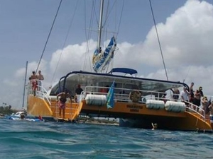 Happy Hour Sail and Snorkel in Aruba with Optional Snuba Photos