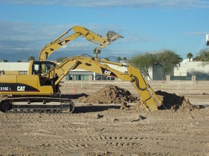 Dig This: Heavy Equipment Playground Photos