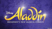 Disney's Aladdin on Broadway Photos