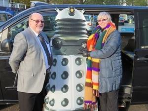 Doctor Who Tour of London Photos
