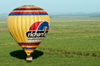 Dominican Republic Sunrise Hot Air Balloon Ride with Champagne Breakfast Photos