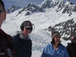 Fox Glacier Mountain Scenic Helicopter Flight Photos