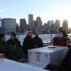 Fall Schooner Sailing Tour around Boston Harbor Islands