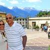 Swiss Alps Bernina Express Rail Tour from Milan
