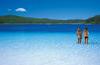 Fraser Island 4WD Tour from Noosa or Rainbow Beach