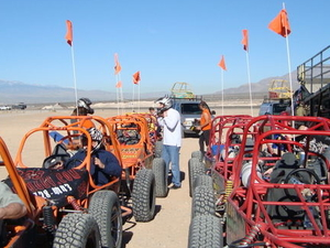 Nellis Dune Buggy Tour Photos