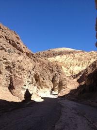 Golden Canyon Trail - Las Vegas