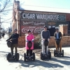 Greenville Segway Tour