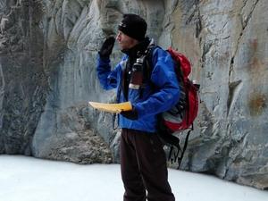 Grotto Canyon Icewalk Photos