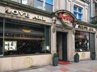 Hard Rock Cafe Edinburgh Photos