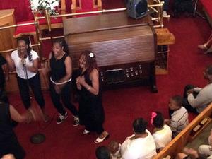 Harlem Wednesday-Morning Gospel Tour Photos