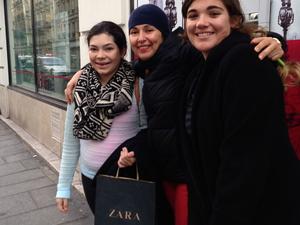 Teen Shopping and Fashion Accessories Tour in Paris Photos