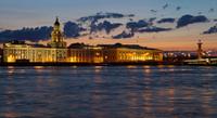 Hidden St Petersburg Evening Walking Tour
