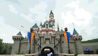 Hong Kong Disneyland Admission with Transport Photos