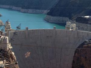 Hoover Dam Hummer Tour Photos