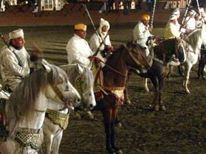 Fantasia Moroccan Dinner and Cultural Show Photos