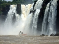 Iguassu Falls Day Tour from Puerto Iguazú with Waterfall Boat Ride Photos