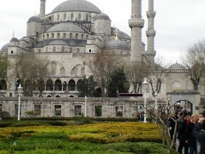 Private Tour: Istanbul in One Day Sightseeing Tour including Blue Mosque, Hagia Sophia and Topkapi Palace  Photos