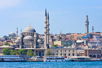 Istanbul Super Saver: Bosphorus Cruise and Egyptian Spice Market Tour plus Turkish Dinner and Show