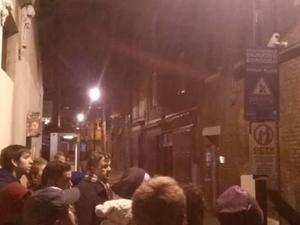 Jack the Ripper Tour and London Ghost Walk Photos