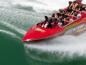 Jet Boat Ride on Waitemata Harbour  Photos