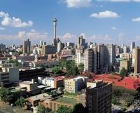 Johannesburg Walking Tour: Carlton Centre Observation Deck, Museum Africa and Market Theatre Photos