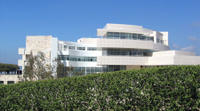 J. Paul Getty Museum Admission and Transportation Photos