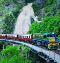 Kuranda Scenic Railway Day Trip from Palm Cove Photos