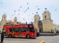 Lima Open-Top Sightseeing Tour with Optional Callao Tour Photos