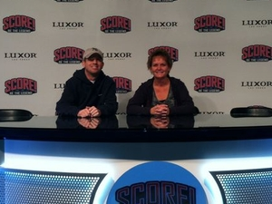 Ultimate Sports Fan Experience at Score! in Las Vegas Photos