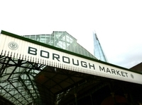 London Food Walking Tour: Brixton and Borough Markets Photos