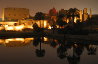 Luxor Shore Excursion: Temples of Karnak Sound and Light Show with Private Transport  Photos