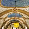 Chicago Walking Tour: Tiffany Art Glass Landmarks