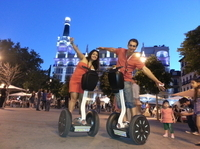 Madrid by Night Segway Tour Photos