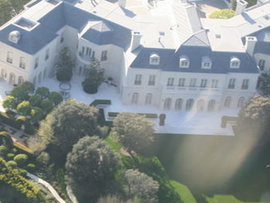 Los Angeles Shore Excursion: Pre- or Post-Cruise Celebrity Homes Helicopter Tour Photos