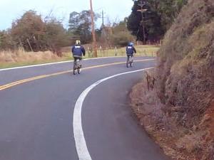 Maui Downhill Bike Ride Photos