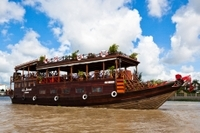 Mekong Delta Cruise Including Village Tour and Tuk Tuk Ride Photos