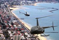 Melbourne Helicopter Tour: City Center and St Kilda Beach Photos