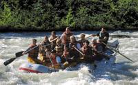 Mendenhall Glacier Rafting Tour from Juneau Photos