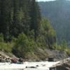 Mild Whitewater Rafting Adventure