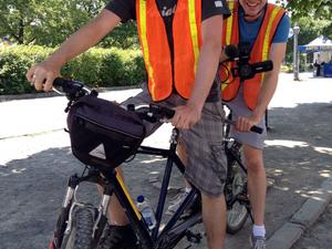 Montreal Half-Day Bike Tour Photos