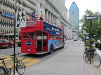 Montreal Shore Excursion: Hop-On Hop-Off City Tour of Montreal Photos