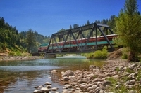 Mt Hood Railroad: Round-Trip Journey from Hood River to Mt Hood