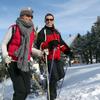 Mt Hood Snowshoe Adventure from Portland