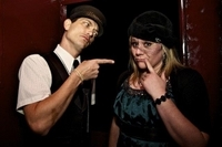 Murder Mystery Dinner Train from Hood River Photos