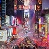 New Year's Eve Times Square Ball Drop Party